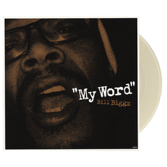 "Bill Biggz - 'My Word/ My Word (Remix)' [(Clear) 7"" Vinyl Single]"