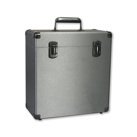 "[""Vinyl Styl - 'Groove Record Carrying Case' [(Dark Gray) 12\"" Vinyl Bag]""]"
