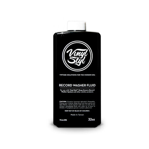 "[""Vinyl Styl - 'Record Cleaning Fluid (32 oz)' [Cleaning Tool]""]"