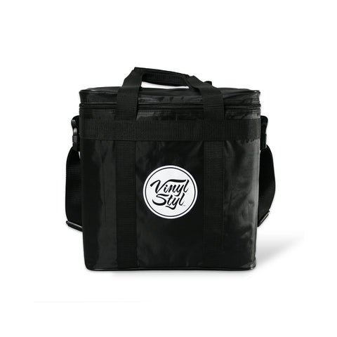 "[""Vinyl Styl - 'Padded Carrying Case for Records and Portable Turntables' [12\"" Vinyl Bag]""]"