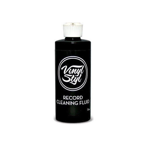 Vinyl Styl - 'Record Cleaning Fluid (8 oz)' [Cleaning Tool]