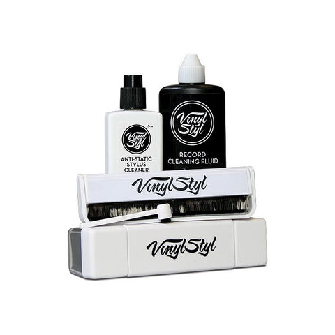"[""Vinyl Styl - 'Ultimate Record Care Kit' [Cleaning Tool]""]"