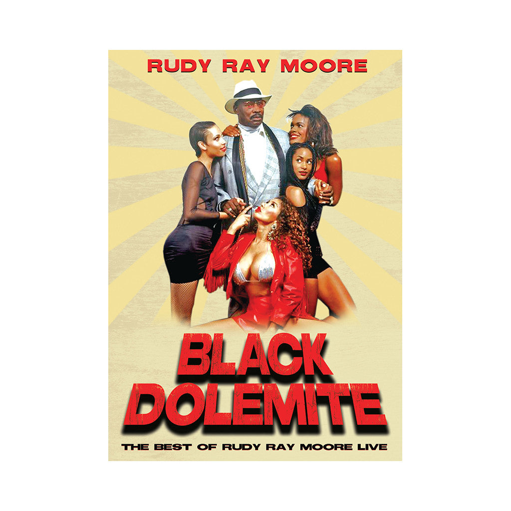 <!--020101012024509-->Rudy Ray Moore - 'Black Dolemite: The Best Of Rudy Ray Moore Live' [DVD]
