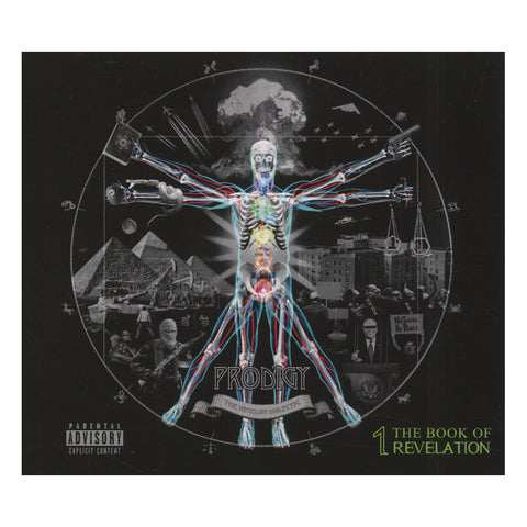 "[""Prodigy - 'The Hegelian Dialectic: 1 - The Book Of Revelation' [CD]""]"