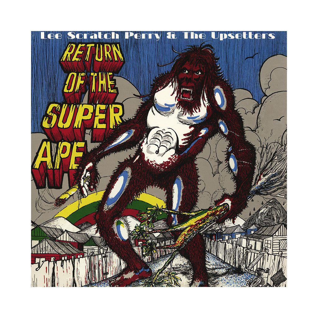 Lee Scratch Perry & The Upsetters - 'Return Of The Super Ape' [(Black) Vinyl LP]