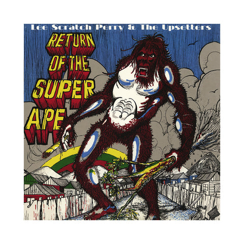"[""Lee Scratch Perry & The Upsetters - 'Return Of The Super Ape' [(Black) Vinyl LP]""]"