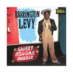 Barrington Levy - 'Sweet Reggae Music: Reggae Anthology' [(Black) Vinyl LP]