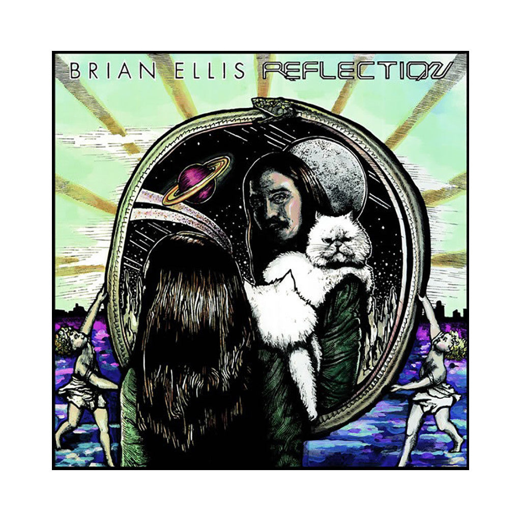 Brian Ellis - 'Reflection' [(Black) Vinyl EP]
