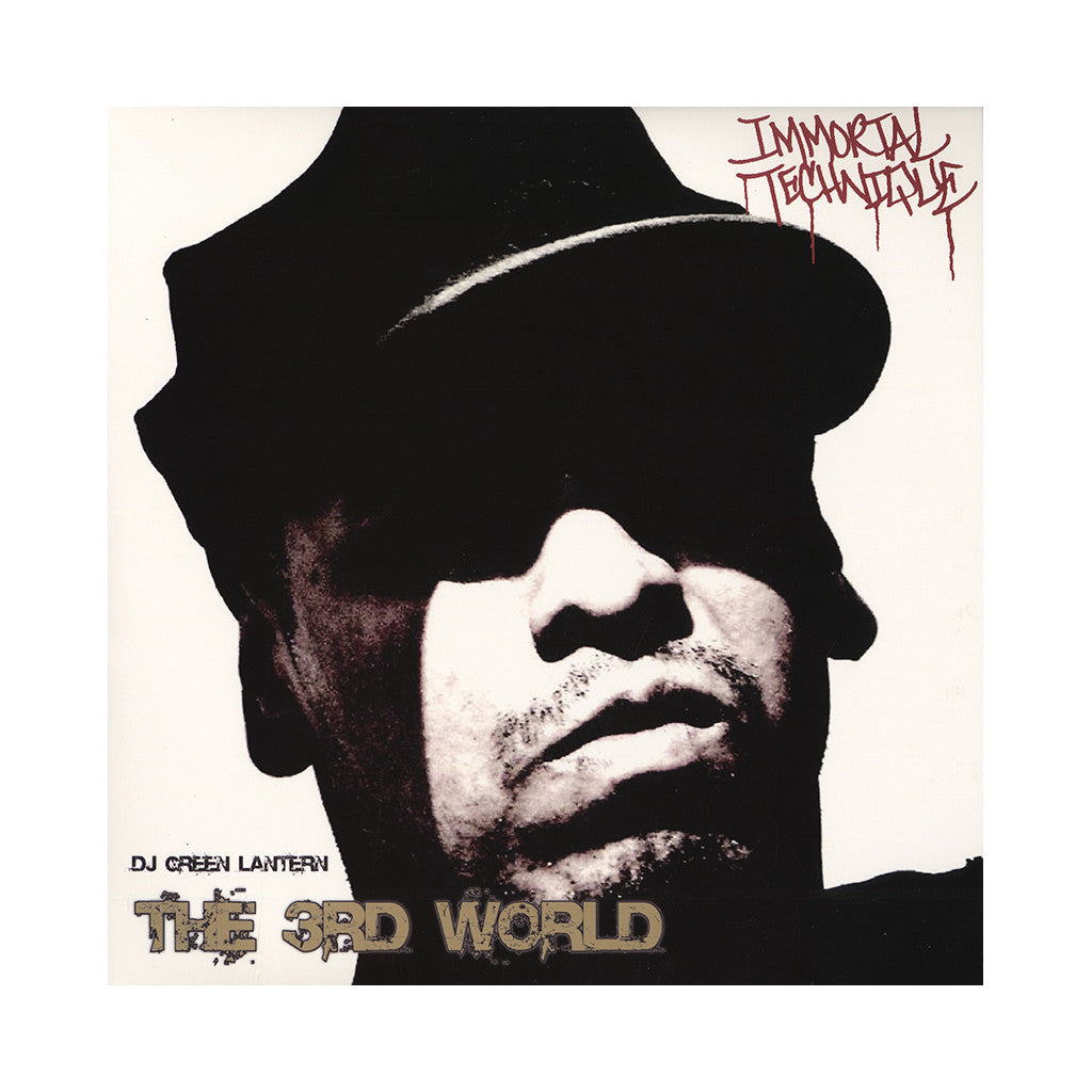 <!--120150609014620-->Immortal Technique & DJ Green Lantern - 'The 3rd World' [(Black) Vinyl [2LP]]