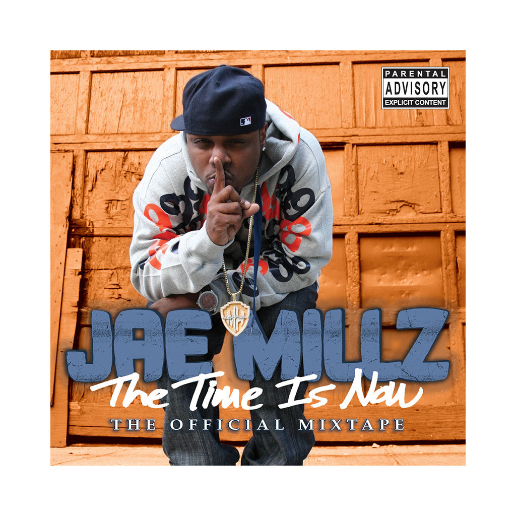 <!--020070206009028-->Jae Millz - 'The Time Is Now' [CD]