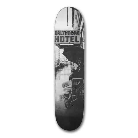 V/SUAL x Evidence - 'Baltimore Deck' [Skateboard Deck]