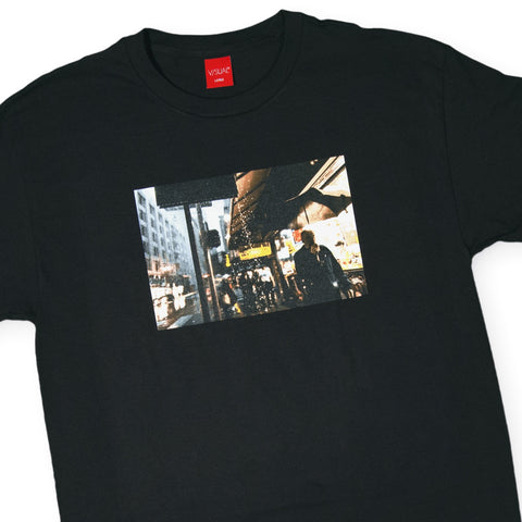 V/SUAL x Evidence - 'Mystery' [(Black) T-Shirt]