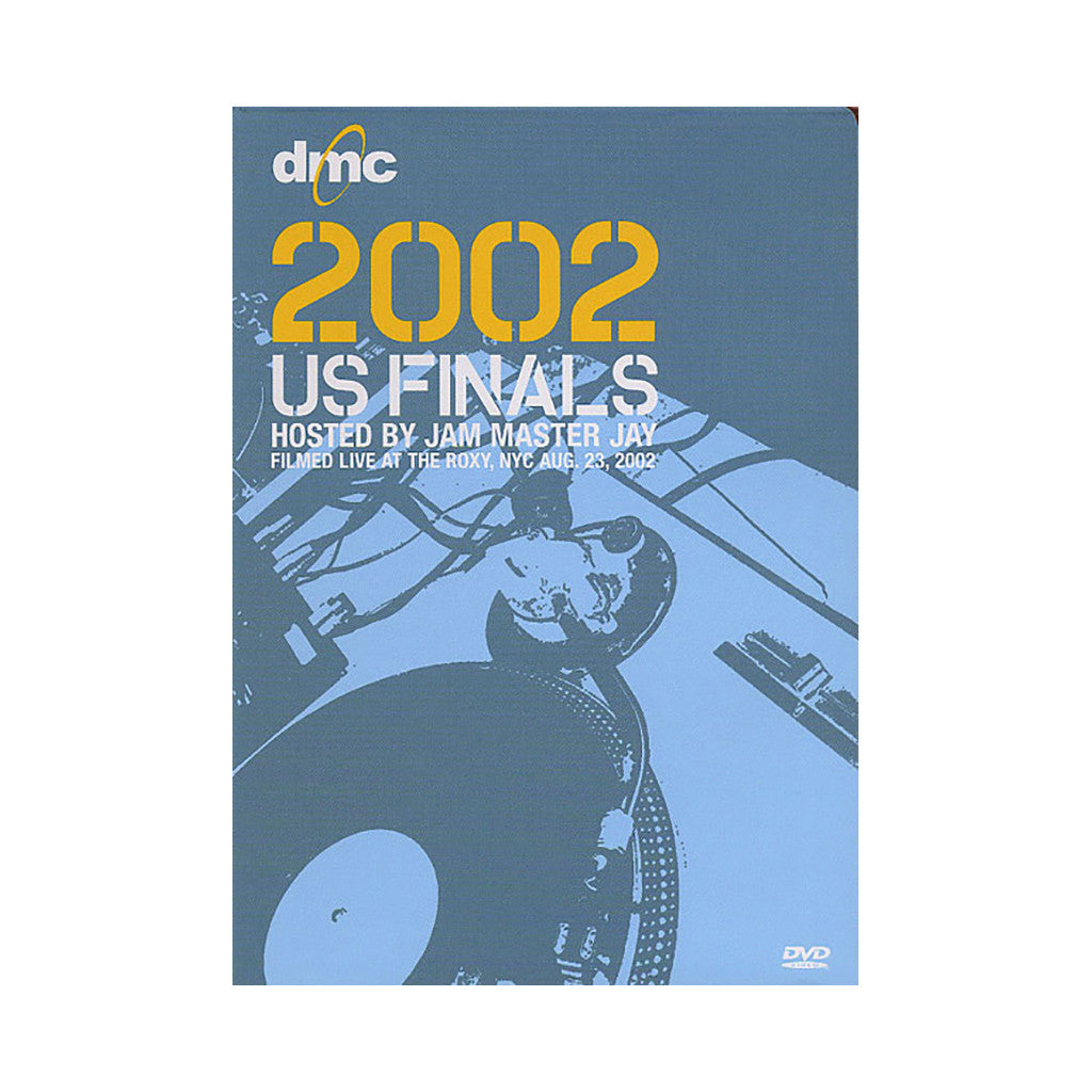 <!--020030101003738-->DMC & Technics (Hosted By: Jam Master Jay) - '2002 US DJ Championship Finals' [DVD]