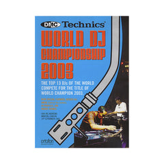 <!--020040101003742-->DMC & Technics - '2003 World DJ Championship Finals' [DVD]