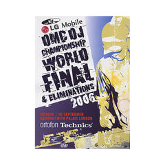 <!--020061212003739-->DMC & Technics - '2006 World DJ Championship Finals + Eliminations' [DVD]