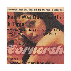 Cornershop - 'When I Was Born For The 7th Time' [CD]