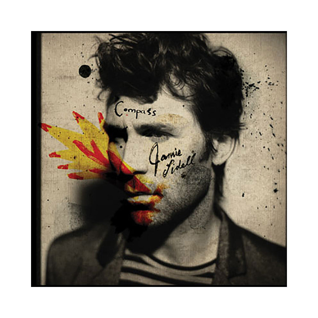Jamie Lidell - 'Compass' [CD]