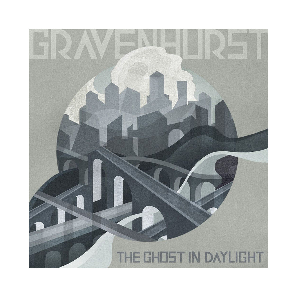 <!--2012050100-->Gravenhurst - 'The Ghost In Daylight' [CD]