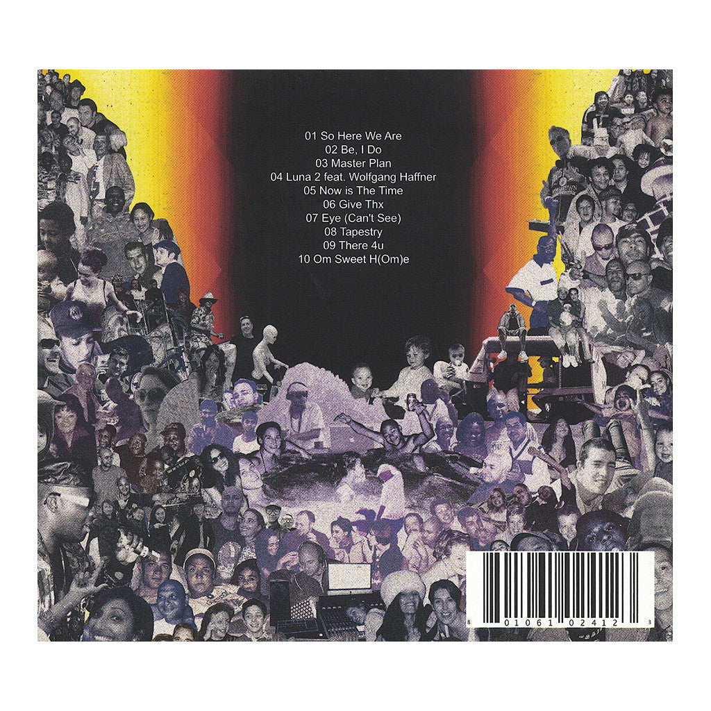 <!--2013091759-->Nightmares On Wax - 'Feelin' Good' [CD]