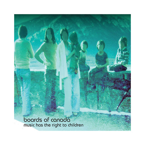 "[""Boards Of Canada - 'Music Has The Right To Children' [(Black) Vinyl [2LP]]""]"