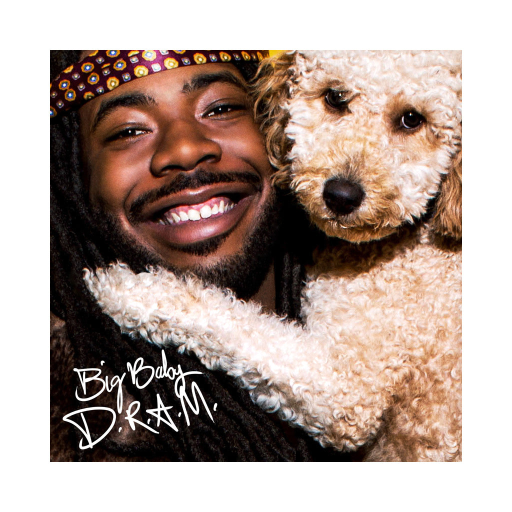 <!--120170428074966-->D.R.A.M. - 'Big Baby D.R.A.M.' [(Yellow) Vinyl [2LP]]