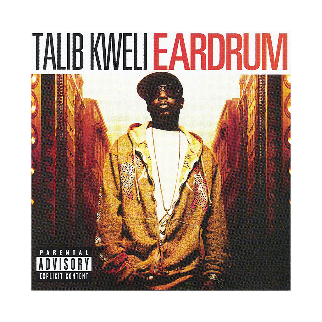 <!--020070925009730-->Talib Kweli - 'Eardrum' [(Colored) Vinyl [2LP]]
