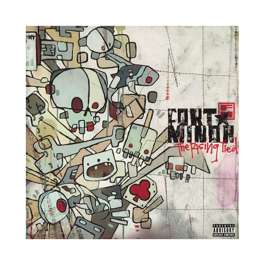 <!--120051213006307-->Fort Minor - 'The Rising Tied' [CD]