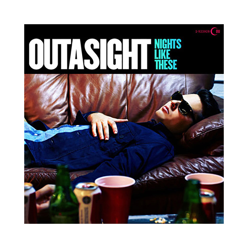 Outasight - 'Nights Like These' [CD]