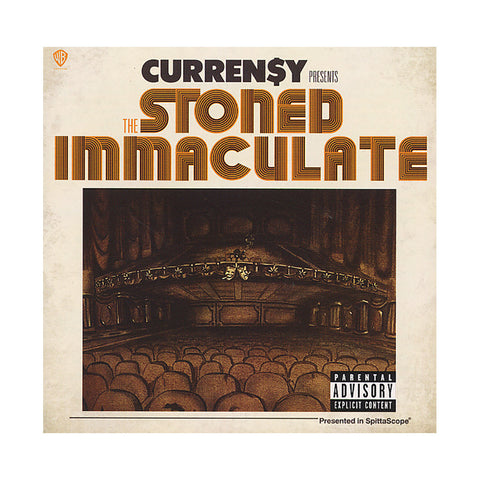 Curren$y - 'The Stoned Immaculate' [CD]