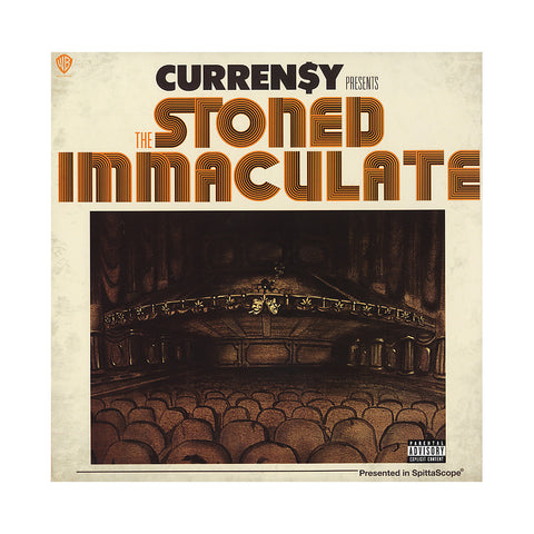 Curren$y - 'The Stoned Immaculate' [(Black) Vinyl LP]