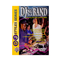 <!--020020101006424-->DJ KNS - 'Djing In A Band' [DVD]