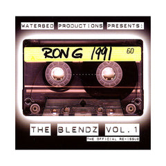 Ron G. - 'The Blendz Vol. 1' [CD]