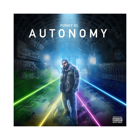 "[""Funky DL - 'Autonomy: The 4th Quarter 2' [CD]""]"