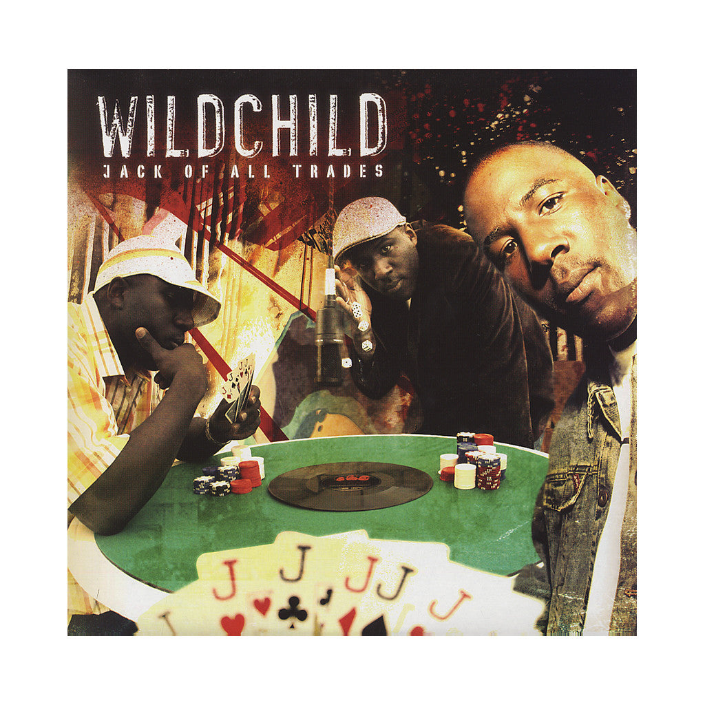 <!--020071127011219-->Wildchild - 'Jack Of All Trades' [CD [2CD]]