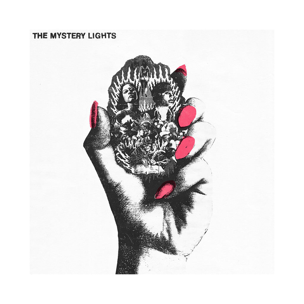 The Mystery Lights - 'The Mystery Lights' [CD]