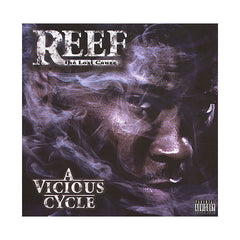 <!--020081118015168-->Reef The Lost Cauze - 'A Vicious Cycle' [CD]