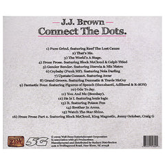 <!--020091110018419-->J.J. Brown - 'Connect The Dots.' [CD]