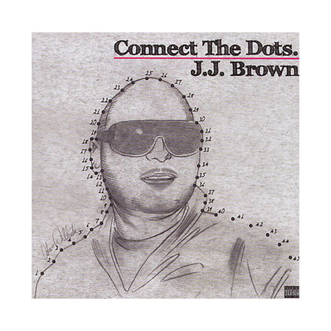 J.J. Brown - 'Connect The Dots.' [CD]