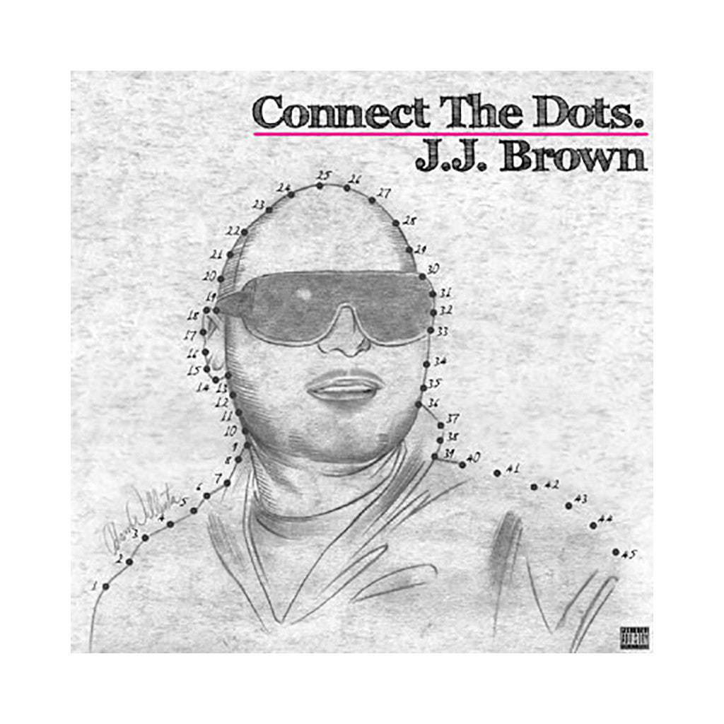J.J. Brown - 'Connect The Dots.' [(Black) Vinyl LP]