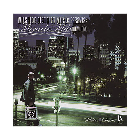 Various Artists (DJ Ice Presents) - 'Miracle Mile Volume One' [CD]