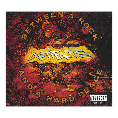 "[""Artifacts - 'Between A Rock And A Hard Place' [CD]""]"