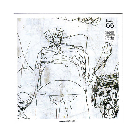 "[""Buck 65 - 'Square' [CD]""]"