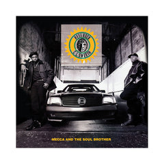 Pete Rock & CL Smooth - 'Mecca And The Soul Brother (Import Re-Issue)' [(Black) Vinyl [2LP]]