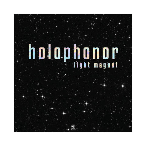 "[""Holophonor - 'Light Magnet' [(Black) Vinyl [2LP]]""]"