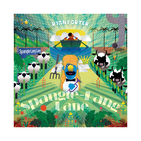 "[""Ryan Porter - 'Spangle Lang-Lane' [Vinyl LP]""]"