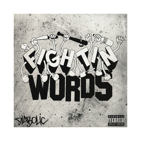 Diabolic - 'Fightin' Words' [(Black) Vinyl [2LP]]