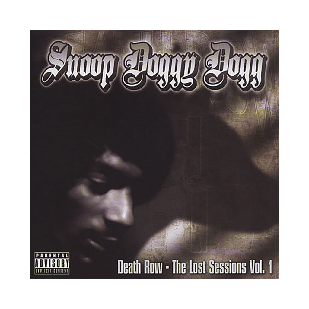 <!--120091013018298-->Snoop Doggy Dogg - 'Death Row - The Lost Sessions Vol. 1' [CD]