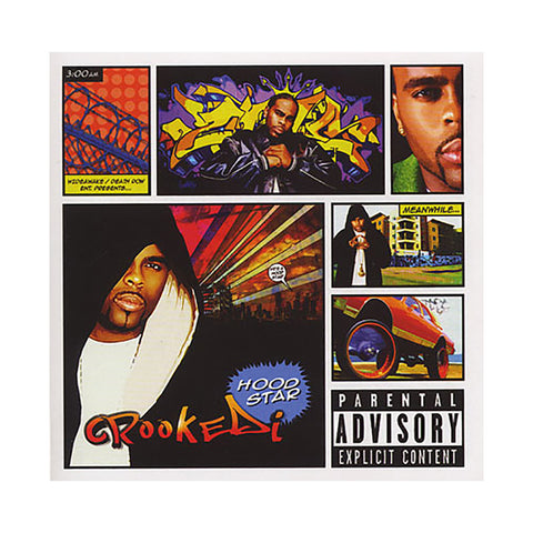 Crooked I - 'Hood Star' [CD]