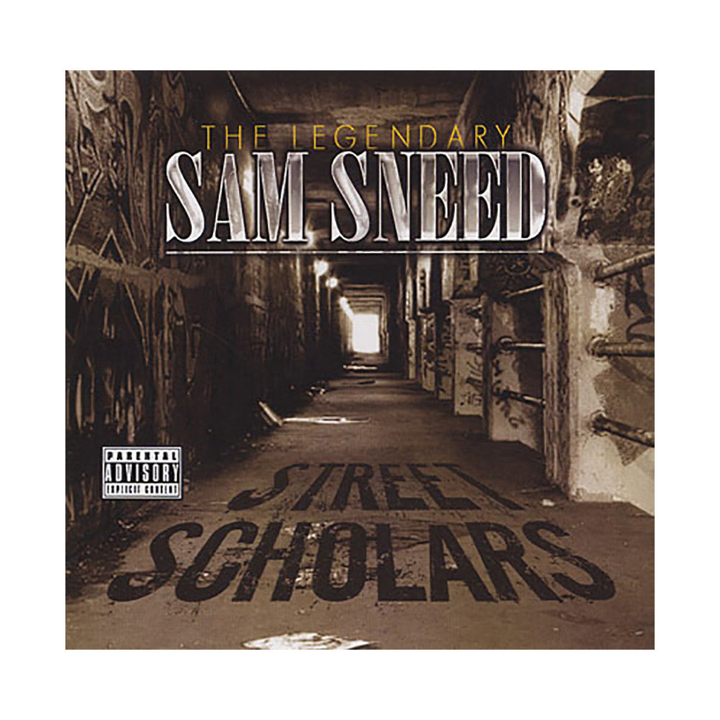 <!--2011012519-->Sam Sneed - 'Street Scholars' [CD]