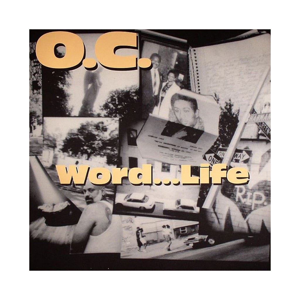 <!--2001060101-->O.C. - 'Half Good, Half Sinner' [Streaming Audio]